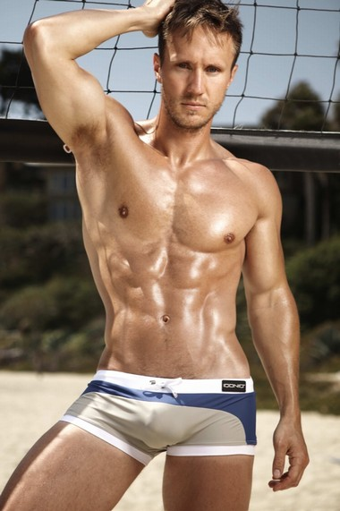 Your Hunk of the Day: Charles Wright