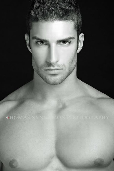 Your Hunk of the Day: Adam Ayash