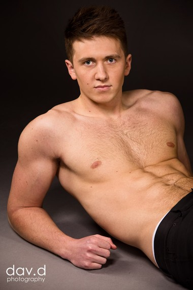 Your Hunk of the Day: Alex A