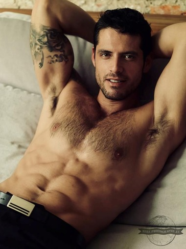 Your Hunk of the Day: Diego Narvaez Rincon