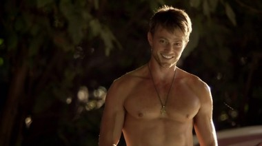 Your Hunk of the Day: Wilson Bethel