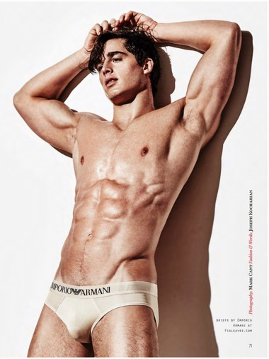 Your Hunk of the Day: Pietro Boselli