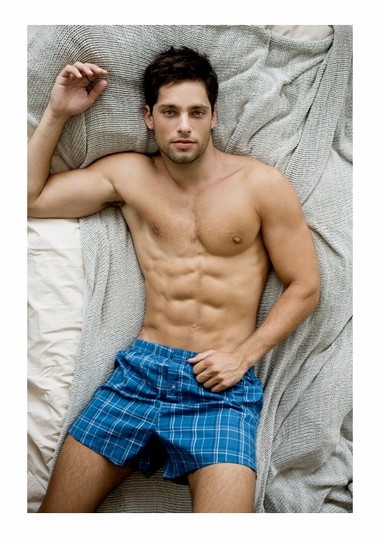 Your Hunk of the Day: Sun Meri